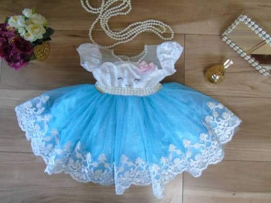 Vestido Chuva De Amor 55 Modelos Super Fofinhos P Sua Filha