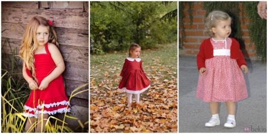modelos vermelho e branco