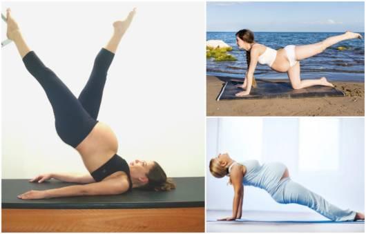 Quer mais qualidade de vida na gestação? Então aposte na yoga!