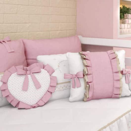 Almofada para quarto de bebê