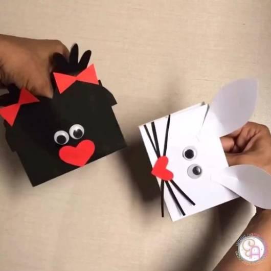 modelos de papel