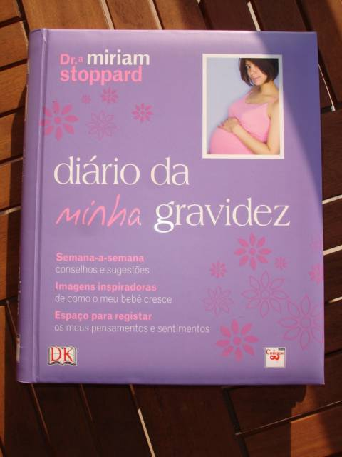 livro gravidez