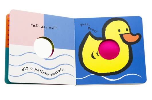 livro sonoro infantil