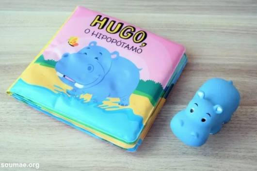 livro hugo, o hipopótamo