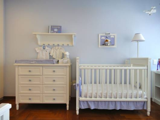 Quadros de MDF para quarto de bebê masculino