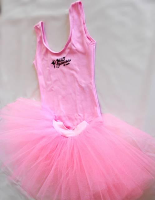 Roupa de bailarina para criança