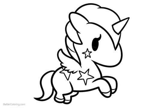 Unicornio Para Colorir 40 Desenhos Super Fofos Para Imprimir