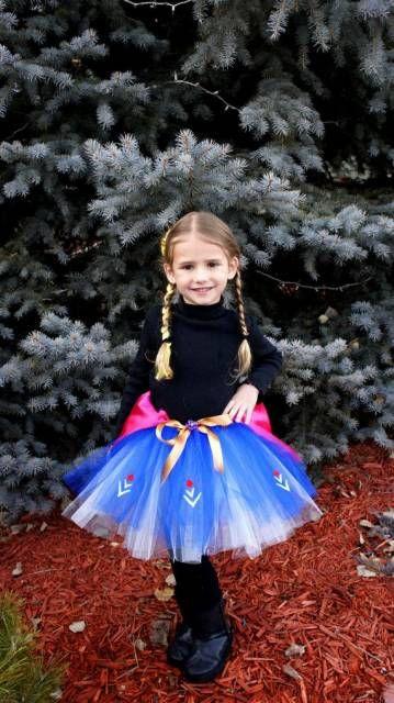 Vestido da frozen: curto para aniversário
