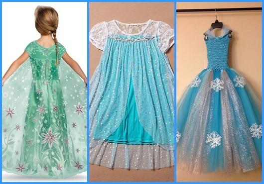Vestido da frozen: modelos para se inspirar