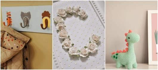 ideias para decoração de quarto de bebê