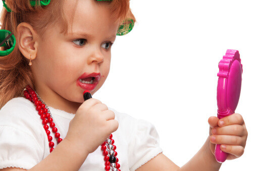 dicas sobre batom infantil