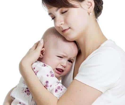 brotoejas nos bebês