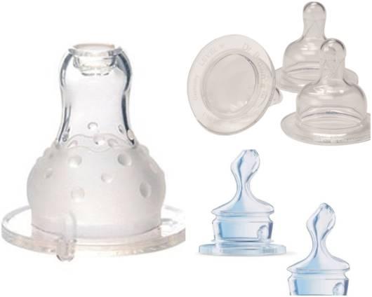 modelos de bico de mamadeira