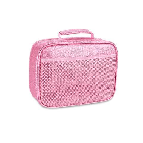 Lancheira infantil feminina: rosa