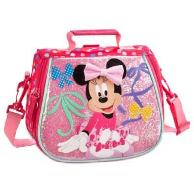 Lancheira infantil feminina: Minnie
