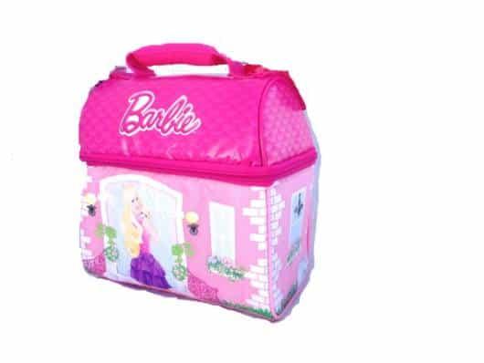 Lancheira infantil feminina: Barbie