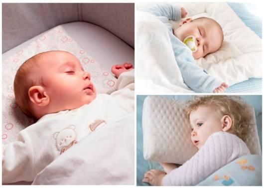travesseiro para bebês