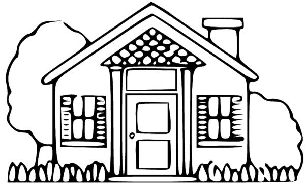 casa para imprimir