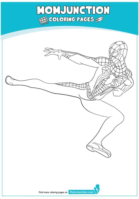 chute do Homem Aranha