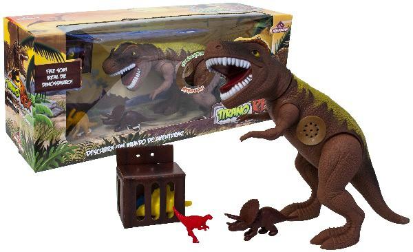dinossauro que emite som