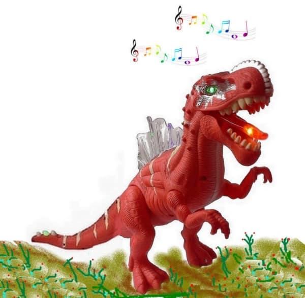 tiranossauro com som