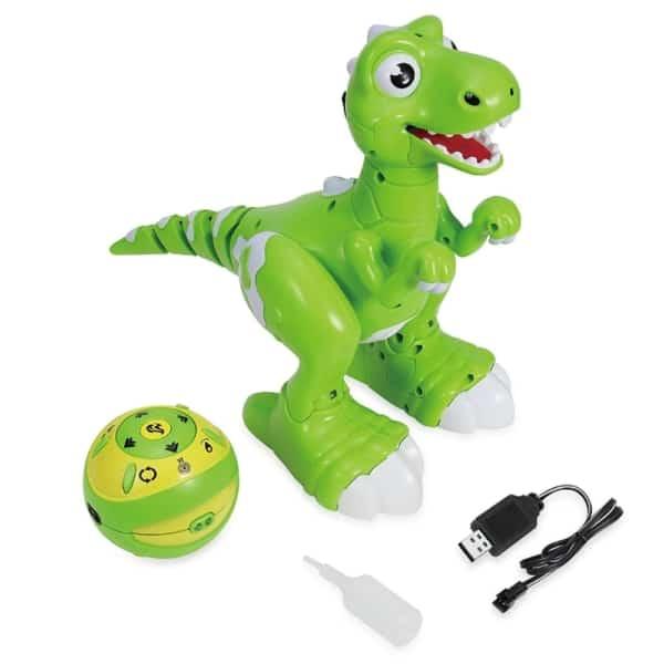 dinossauro infantil com controle remoto