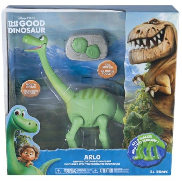 dinossauro arlo com controle remoto