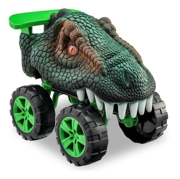 carrinho de tiranossauro rex