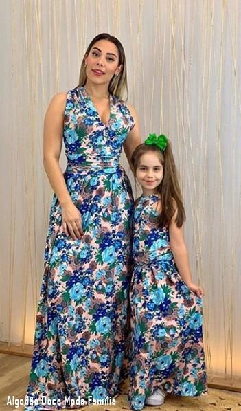 46 look igual para mãe e filha