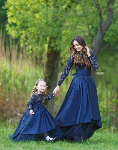 vestido princesa mãe e filha