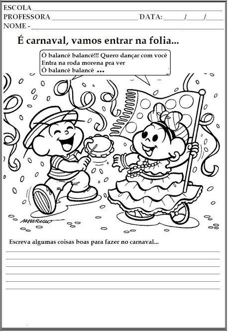 atividade infantil para estimular criatividade
