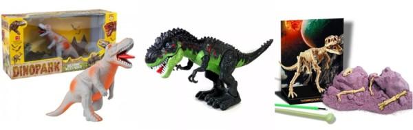 brinquedos de tiranossauro rex