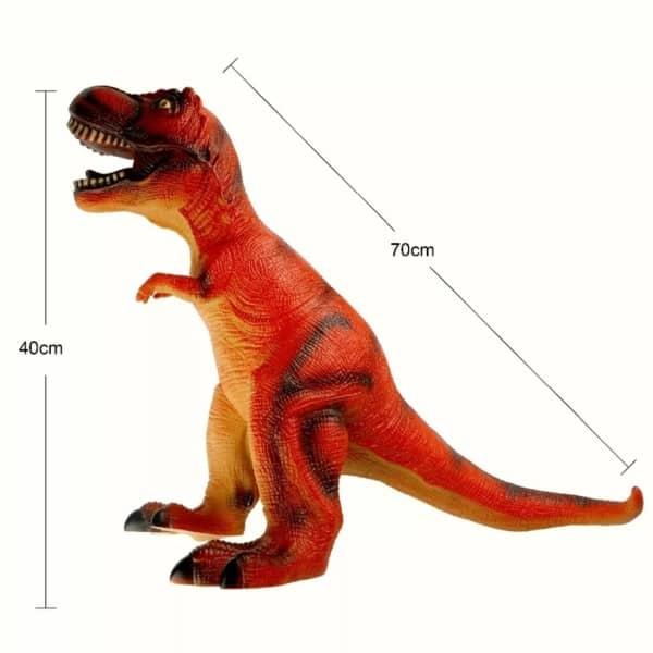 tiranossauro rex gigante