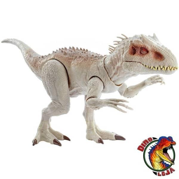 brinquedo articulado de dinossauro