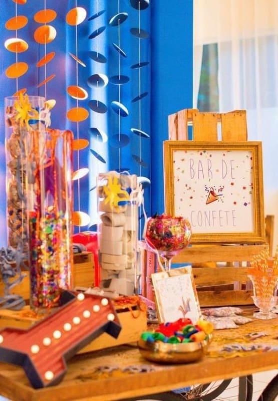 decor de festa de carnaval infantil