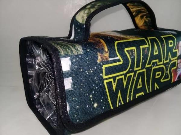 estojo grande Star Wars