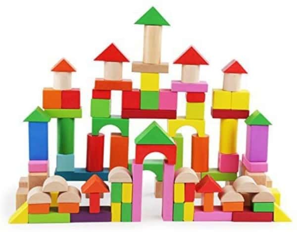 Brinquedo de Montar 100 peças