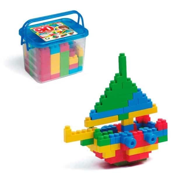 Brinquedo de Montar 90 peças