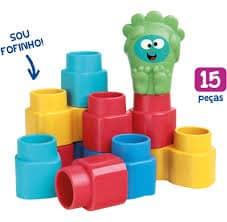 Brinquedo de Montar Elka fofo