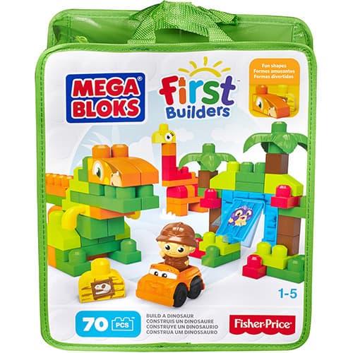 Brinquedo de Montar Fischer Price first builders