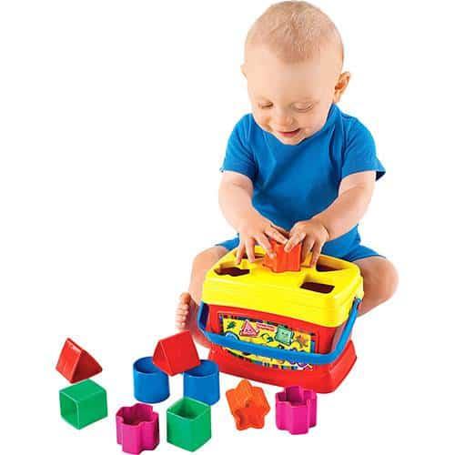 Brinquedo de Montar Fischer Price simples