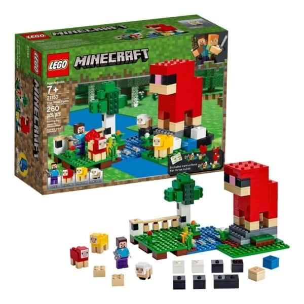 Brinquedo de Montar LEGO Minecraft