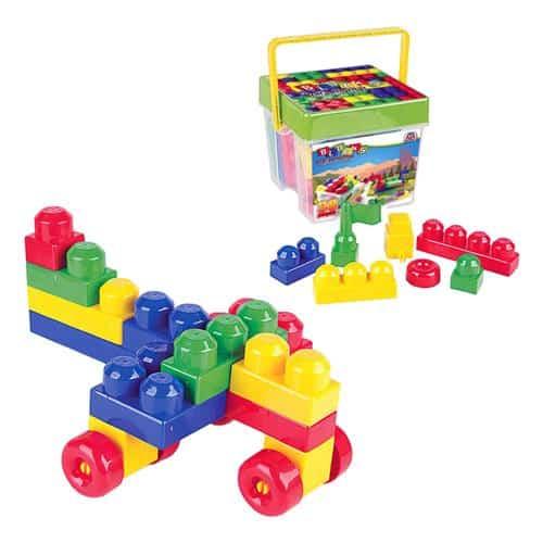 Brinquedo de Montar blocos