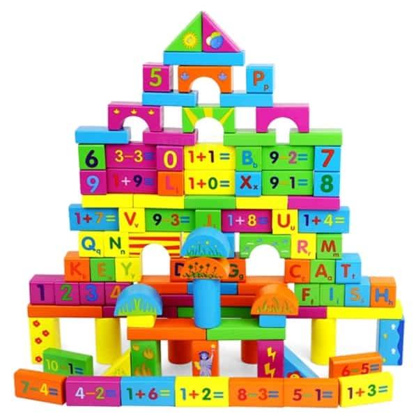Brinquedo de Montar colorido ideiass