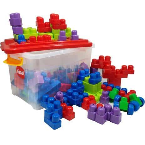 Brinquedo de Montar colorido