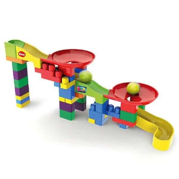Brinquedo de Montar pista de bolinhas