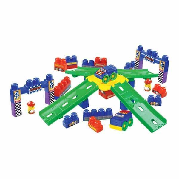 Brinquedo de Montar pistas