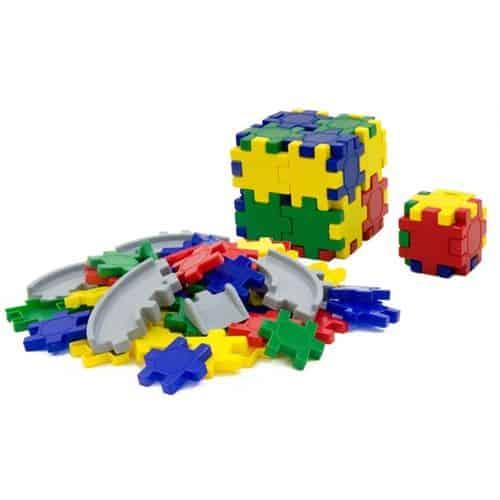 Brinquedo de Montar quadrado