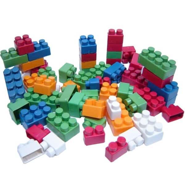 Brinquedo de Montar simples
