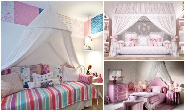 Modelos de cama princesa 4